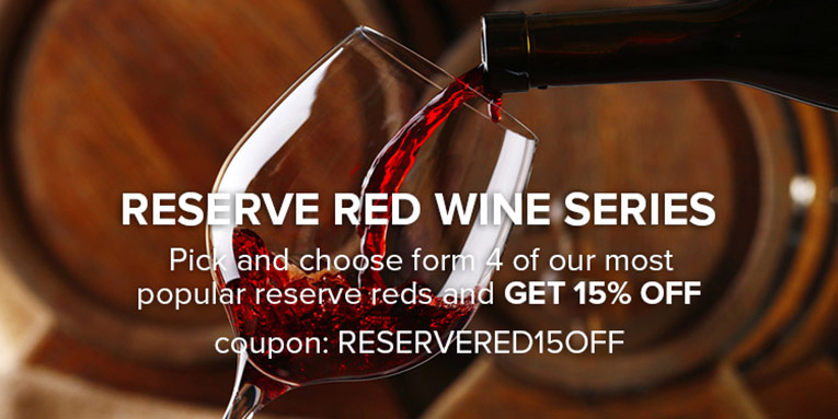 Reserve Red Wine Series